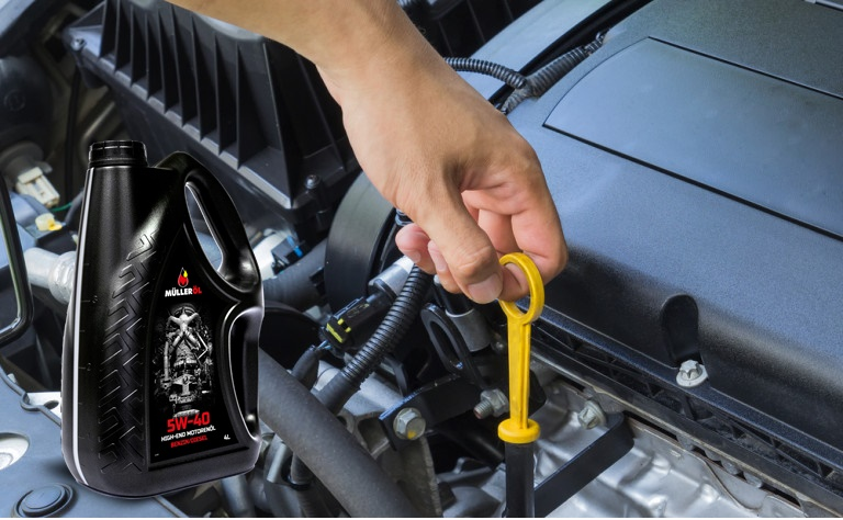 How often it is necessary to change the engine oil?